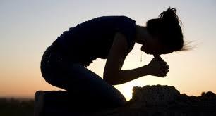 on my knees praying1