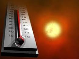 Sizzling Hot Days in Wisconsin