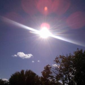 Awww the Sun
