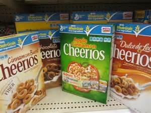 Cheerios Flavors
