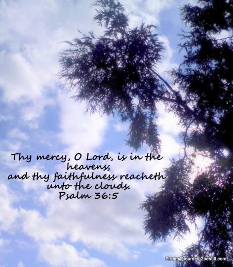psalm 36-5